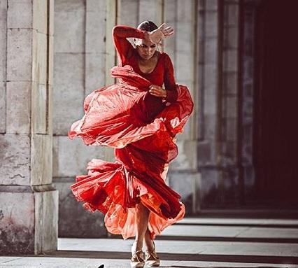 Flamenco Passion & Ivory Fantasy