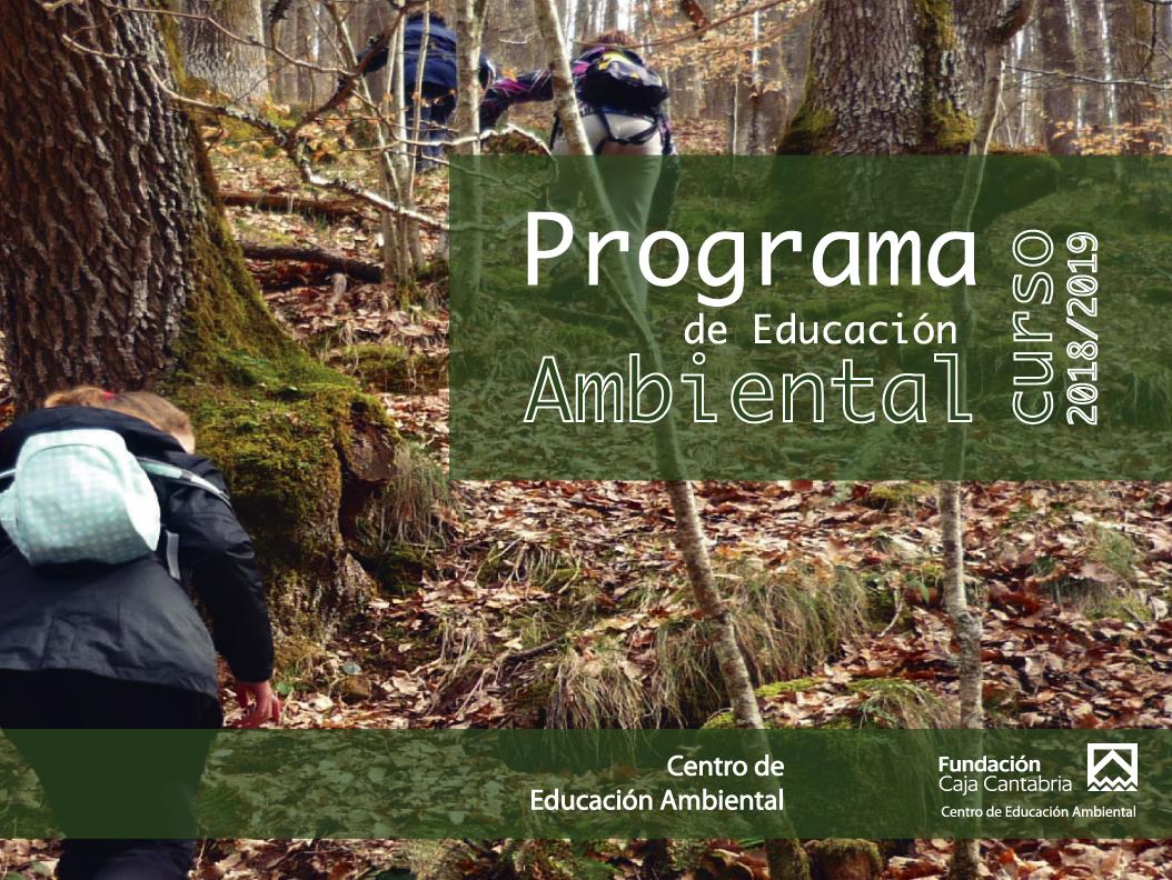 Curso 2018/2019 Programa de Educación Ambiental