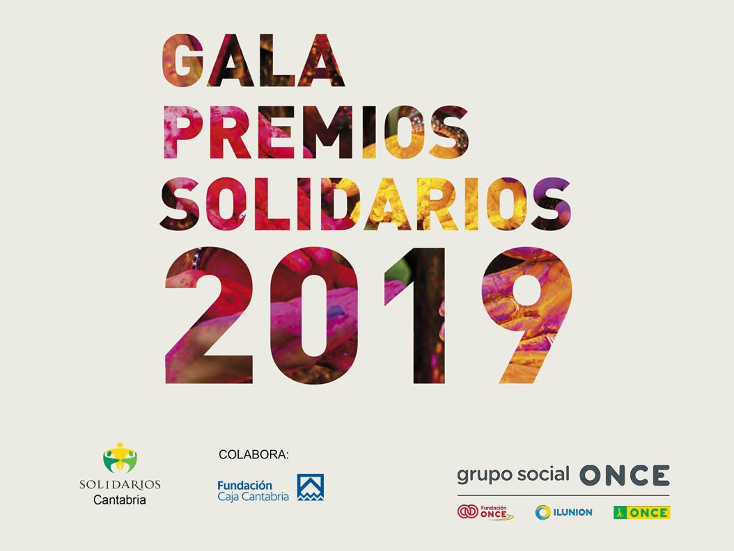 GALA PREMIOS SOLIDARIOS 2019 ONCE-Cantabria