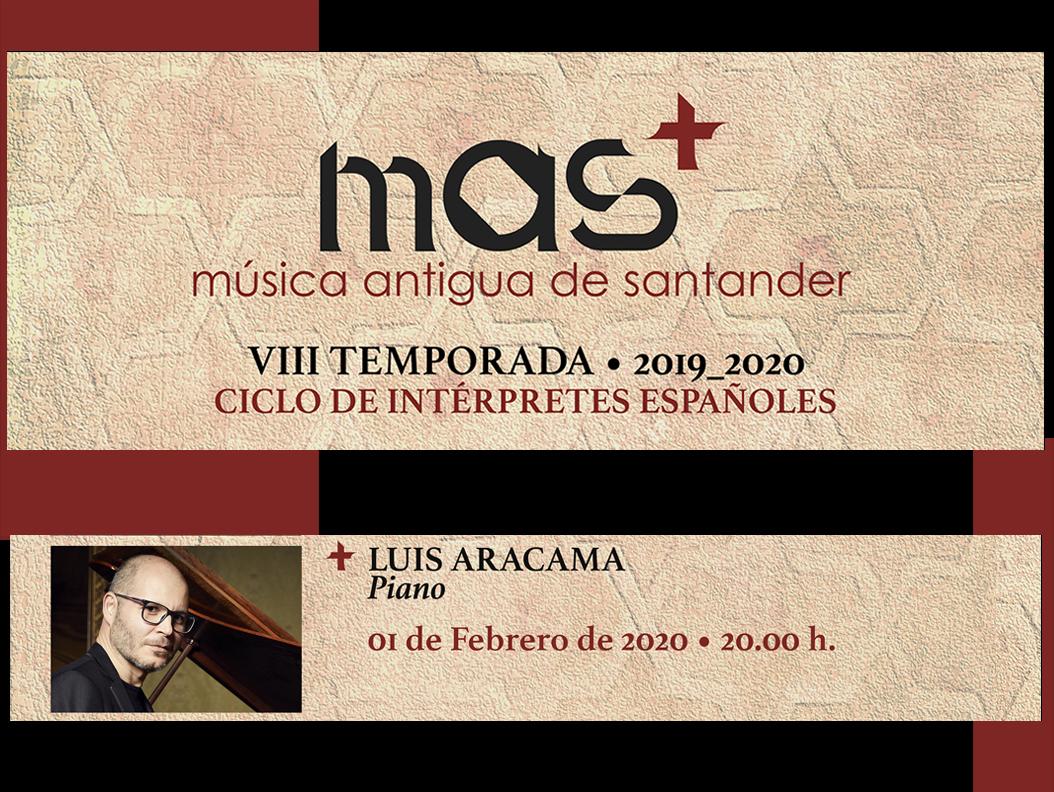 """Música callada"". Federico Mompou. Luis Aracama, Piano"