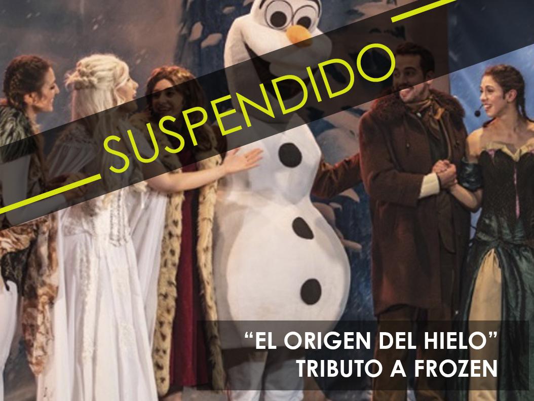 «EL ORIGEN DEL HIELO». TRIBUTO A FROZEN