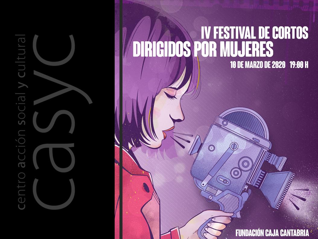 IV Festival de Cortos dirigidos por Mujeres