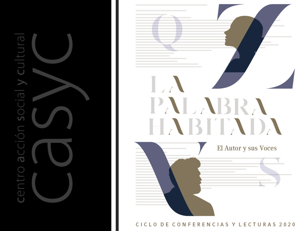 Benito Pérez Galdós. Conferencia del profesor Fernando Abascal. Lectura a cargo de Marta Hazas.´La Palabra Habitada: El Autor y sus Voces´