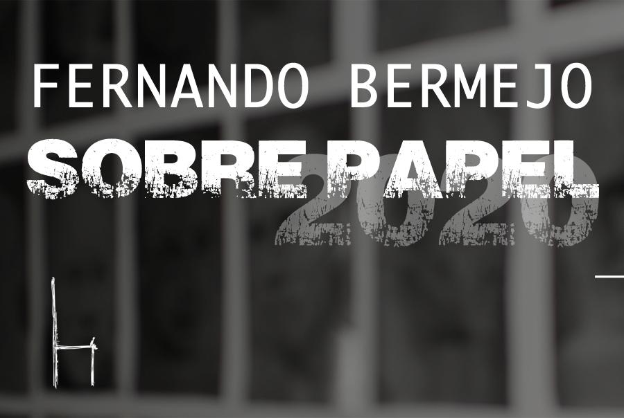Exposición, SOBRE PAPEL 2020
