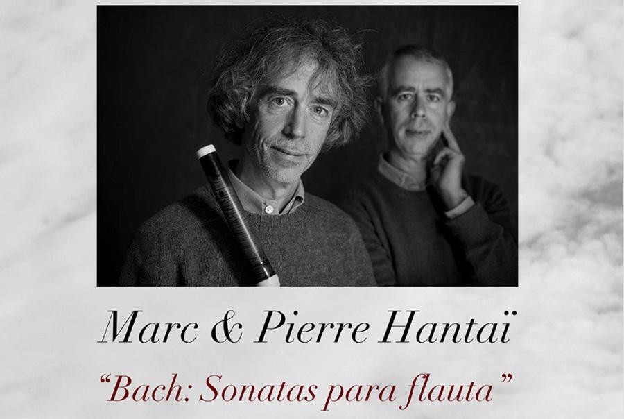 Concierto. Marc & Pierre Hantaï