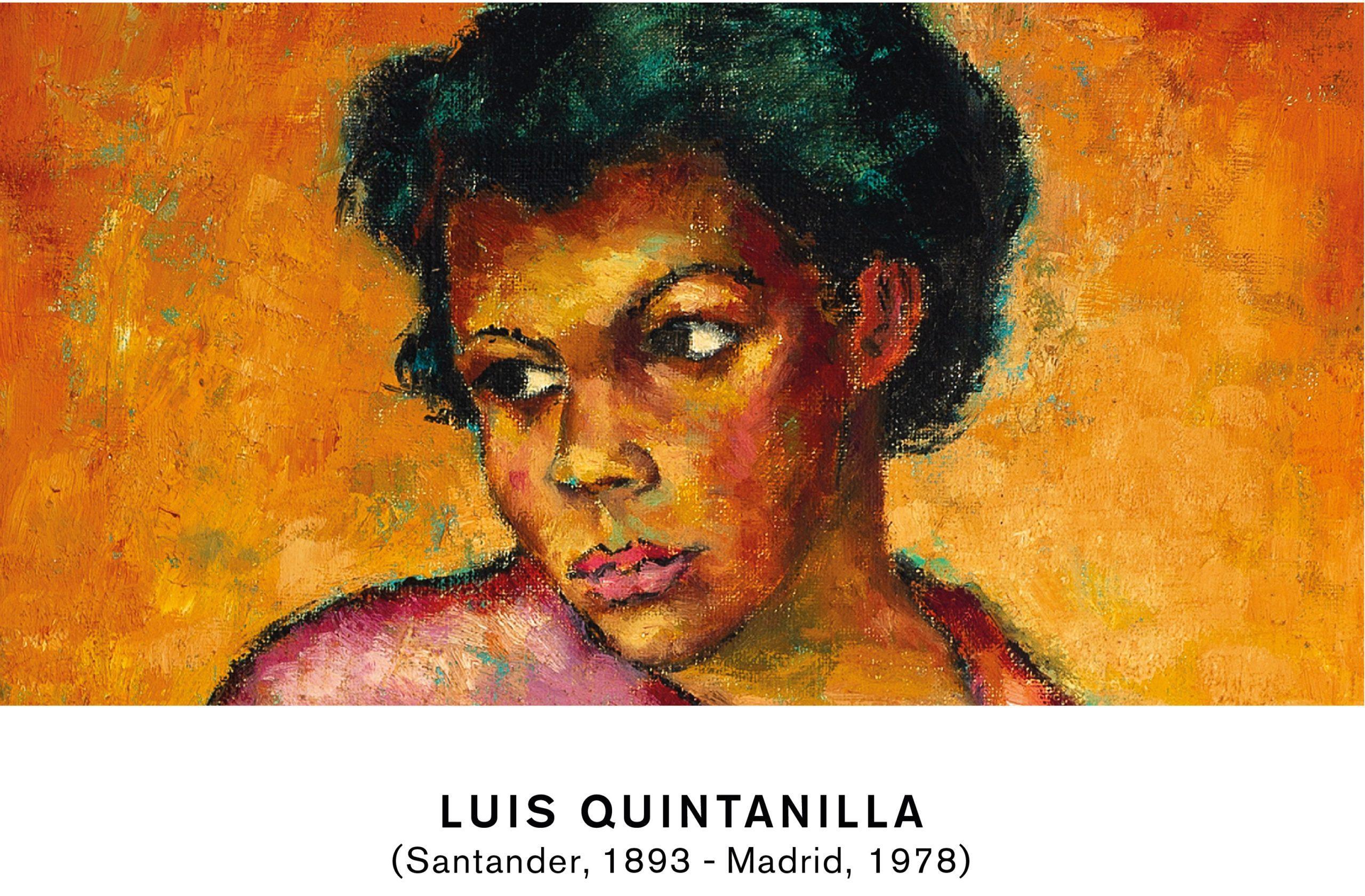 EXPOSICIÓN, LUIS QUINTANILLA