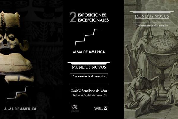 EXPOSICIÓN, Alma de América / Mundus Novus